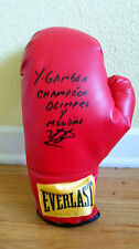 Yuriorkis Gamboa signed Everlast Glove - COA - Guaranteed to Pass PSA JSA