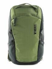 THULE EnRoute Backpack 14L Rucksack Tasche Olivine / Obsidian Grün Schwarz Neu