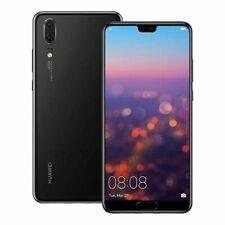 Huawei P20 EML-L09 128GB Storage 4GB RAM Unlocked Black Smartphone