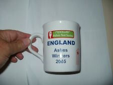 Ashes 2005 Commemorative Tea Mug From The Daily Mail