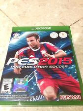 Pro Evolution Soccer PES 2015 - Xbox One Video Game