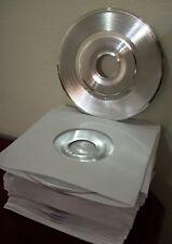 Blank Platinum Silver Plated 45 Record RIAA Style to Custom Customize Award