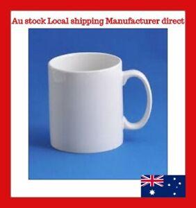 11oz 36 White Sublimation Coated Mugs for Mug Press to Metro