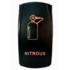 Tuff Led Lights - 2 Way Rocker Amber Nitrous Switch High Quality