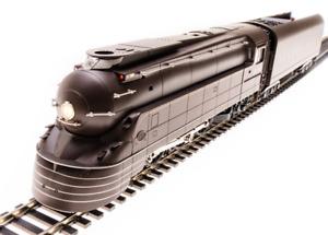 BROADWAY LIMITED 4432 HO Streamlined K4 PRR #3768 1936 Bronze 180P75 Paragoon3