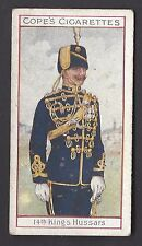 COPE - EMINENT BRITISH REGIMENTS OFFICERS (SCANDINAVIAN) - #8 14TH HUSSARS