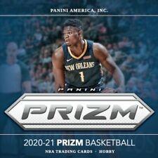 2020-21 Panini Prizm Basketball Base #1-250 You Pick Complete Your Set