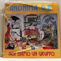 """ANONIMA G.R. - Noi siamo un gruppo [12"""", Lp, Italia, C&M, pnl 034]"""