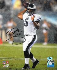 Donovan McNabb Autographed Signed 8x10 Photo Eagles Redskins (JSA PSA Pass)