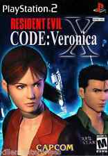 Resident Evil - CODE: Veronica X (PlayStation 2) PS2