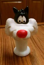 Warner Bros Sylvester Rubber Head for Puppet