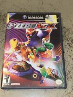F-Zero GX (Nintendo GameCube, 2003) w/o Manual