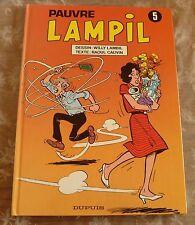 Lambil - Pauvre Lampil 5 - Dupuis - EO