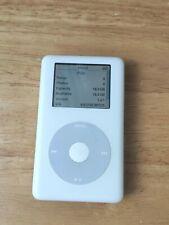 Apple iPod CLASSIC 4TH GENERATION colour/photo display (20GB)