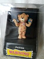 """Bad Taste Bears """"Patch"""", Created by Peter Underhill, 2004"""