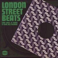 LONDON STREET BEATS-21 YEARS OF ACID JAZZ RECORDS  CD NEUF
