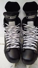 Nike Bauer Supreme ONE 35 Tu'k Super Stainless Steel Ice Hockey Skates Size US 9