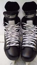 Nike Bauer Supreme ONE 35 Tu'k Super Stainless Steel Ice Hockey Skates Size US 9