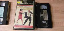 K7 Cassette Vidéo Vintage VHS - LE QUART D'HEURE AMERICAIN Anémone/Jugnot
