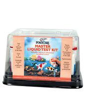 API Pond Liquid Master Test Kit Goldfish Koi Fish PH Ammonia Nitrite Phosphate