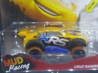 DISNEY PIXAR CARS XRS MUD RACING CRUZ RAMIREZ DIE CAST SAVE 6% GMC