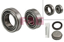 FAG Front Wheel Bearing Kit 713667820 Mercedes C-Class, CLC, CLK, SLK