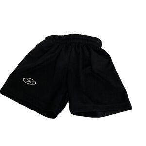 Xara Soccer League Short Youth Shorts YXS Black Extra Small Youth