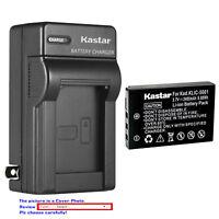 Kastar Battery Wall Charger for Kodak KLIC-5001 & Kodak EasyShare Z7590 Camera