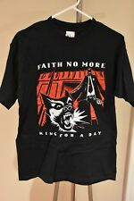 "Faith No More ""King for a Day, Fool for a Lifetime"" T-Shirt Size Medium"
