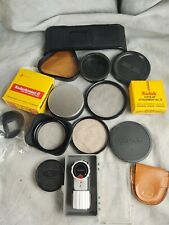 Polaroid Self-timer Kodak Close-up Number 13 Box Miscellaneous  (Ca6)