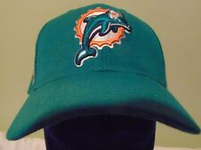 Miami Dolphins Reebok Team Apparel Green Wool Hat Select Series NFL Football 3ce2e93d1123