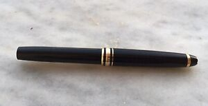 Montblanc Meisterstuck Gold No.163 Rollerball Pen For Parts