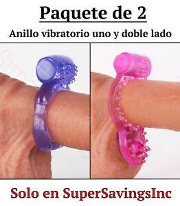 Juguete Sexuales Para El Pene de Hombre Vibrador De anillo para Mujer Clítoris