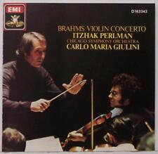 Brahms: Violin Concerto - Perlman/Giulini - Chicago Symphony - CD