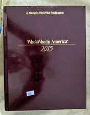 Who's Who in America 2015 by A. N. Marquis NEW UNOPENED