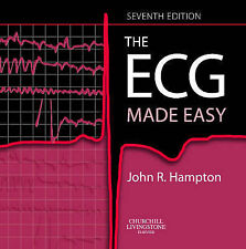 The ECG Made Easy, 7e, Acceptable, Hampton DM  MA  DPhil  FRCP  FFPM  FESC, John