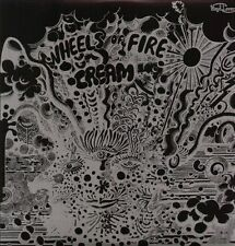 Wheels of Fire [Live] by Cream (Vinyl, May-2008, Vinyl Lovers)