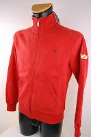 CHERVO Golf leichte Sweatjacke Jacke sportswear Pinelli rostrot neu