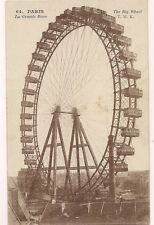 paris la grande roue  the big wheel