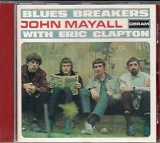 CD ALBUM 24 TITRES--JOHN MAYALL & ERIC CLAPTON--BLUES BREAKERS--1966