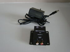 Crestron ABAR-1 Balanced Audio. Use with IDOCV.  Nice!!
