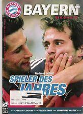 Bayern Magazin 12/52 , Bayern München - 1.FC Köln , 24.02.2001
