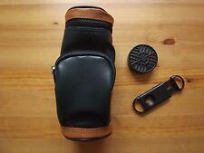 Golf Bag Humidor Gift Set Humidifier - V Cigar Cutter