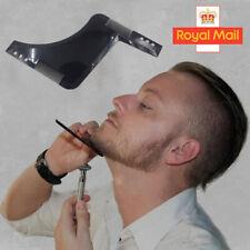 Men Beard Styling Shaping Template Comb Barber Tool Symmetry Shaper Beauty Tool