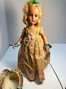"Vintage Arranbee R & B Nancy Lee Doll in Box 15"""