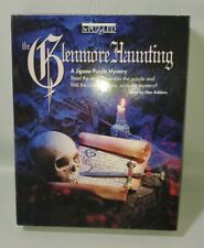"""The Glenmore Haunting Mystery 1000 piece Jigsaw Puzzle 23""""X29""""in"""