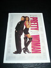 PRETTY WOMAN, film card [Richard Gere, Julia Roberts]