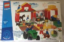 Vintage 2002 LEGO Duplo Explore Logic 3618 Family Farm BNIB Sealed