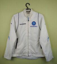 Napoli jacket Training official diadora soccer football size M
