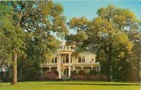 Postcard Spring Home Of Mr. W. E. Lovett, Dublin, GA